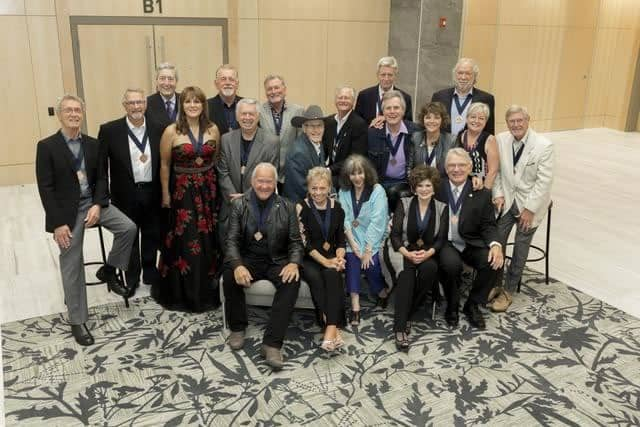 Murray McLauchlan Hall of Fame Private Reception