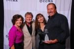 Family Brown at CCMA Awards