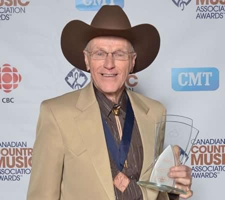 Johnny Burke - CCMA Music Awards