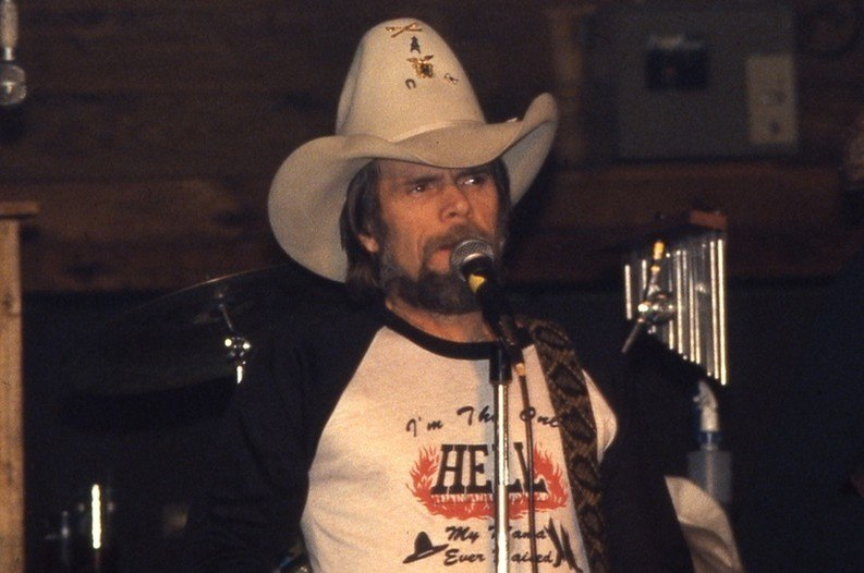 Johnny Paycheck in Concert