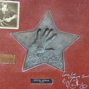 Keith Urban - Walk of Stars
