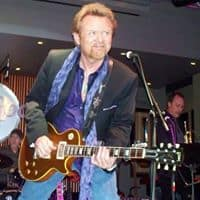 Lee Roy Parnell on Stage