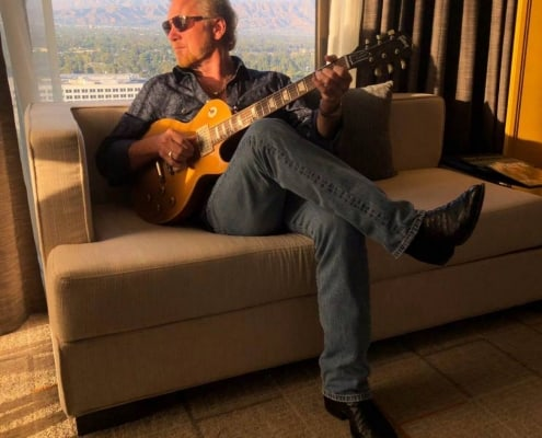 Lee Roy Parnell Unpluged