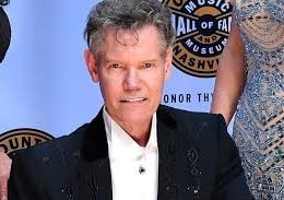 Randy Travis at the US Country Music Hall of Fame