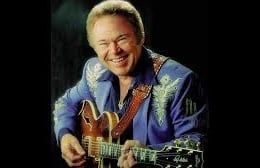Roy Clark with Guitar