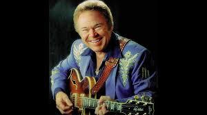 Roy Clark with Guitar