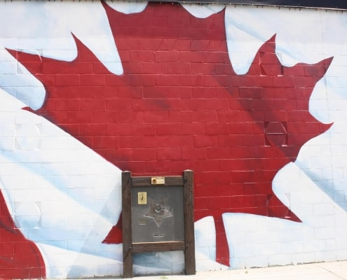 Walk of Stars - Canada