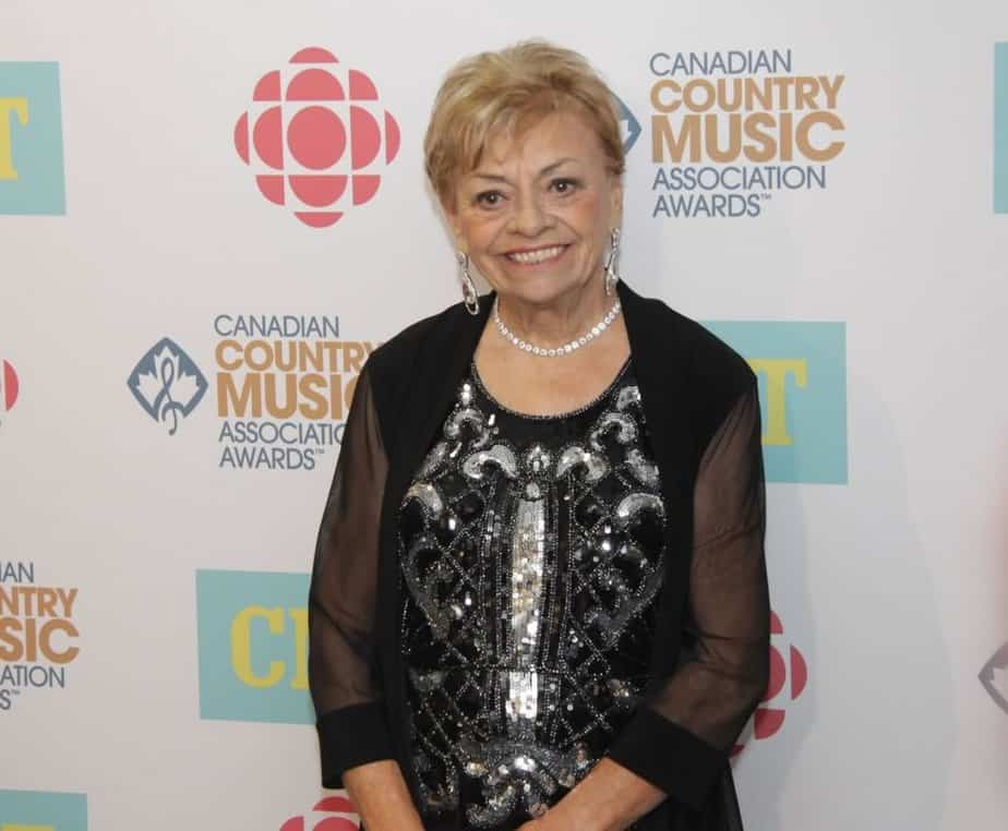 Dianne at CCCMA Awards